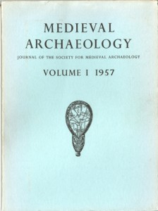 Figure 4: The very first Journal edited for the Society by Donald Harden, and the 50th anniversary volume. As part of the Society's 50th anniversary activities the first fifty issues will be made available online.
