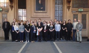 The Colloquium was organised by Emma Green.